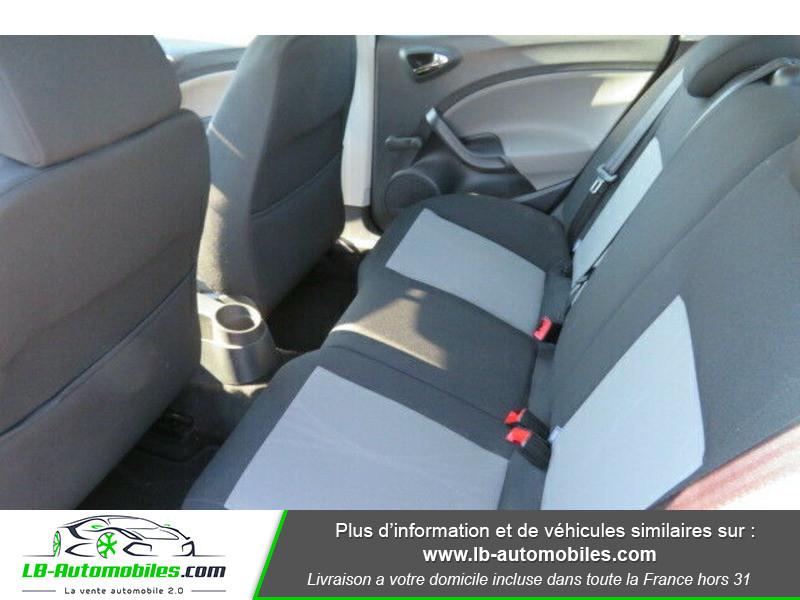 Seat Ibiza 1.6 TDI 90 ch Gris occasion à Beaupuy - photo n°5