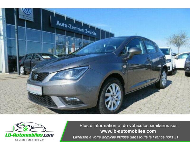 Seat Ibiza 1.6 TDI 90 ch Gris occasion à Beaupuy
