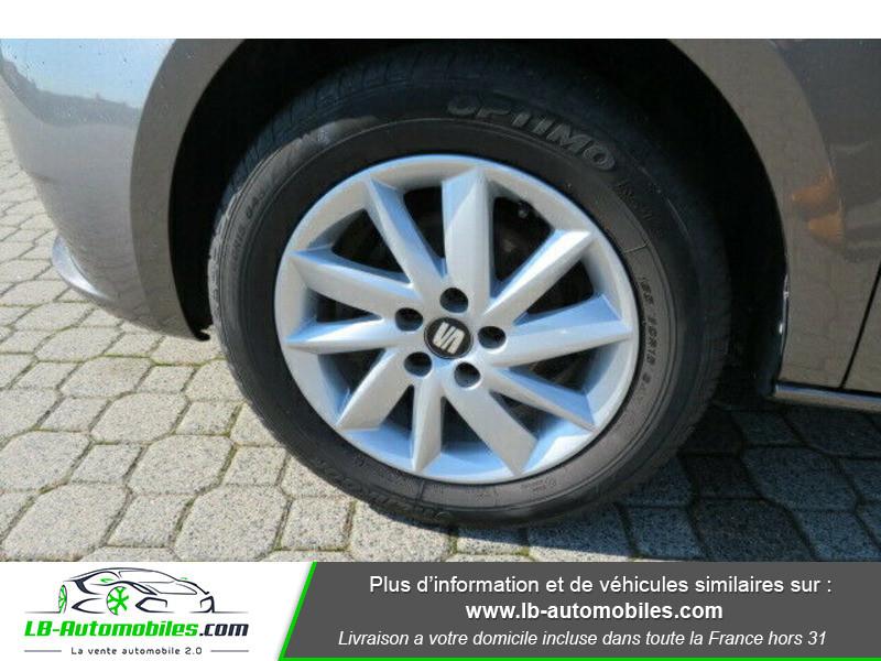 Seat Ibiza 1.6 TDI 90 ch Gris occasion à Beaupuy - photo n°10