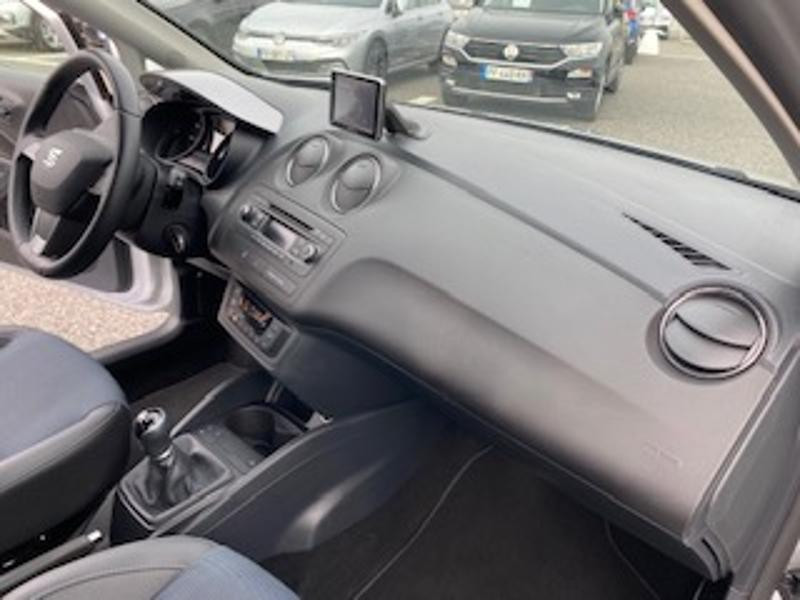 Seat Ibiza 1.6 TDI 90ch Style I Tech Edition 5p Gris occasion à TARBES  - photo n°11