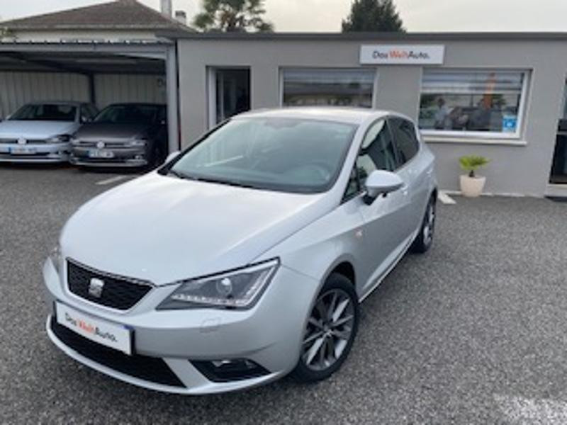 Seat Ibiza 1.6 TDI 90ch Style I Tech Edition 5p Gris occasion à TARBES