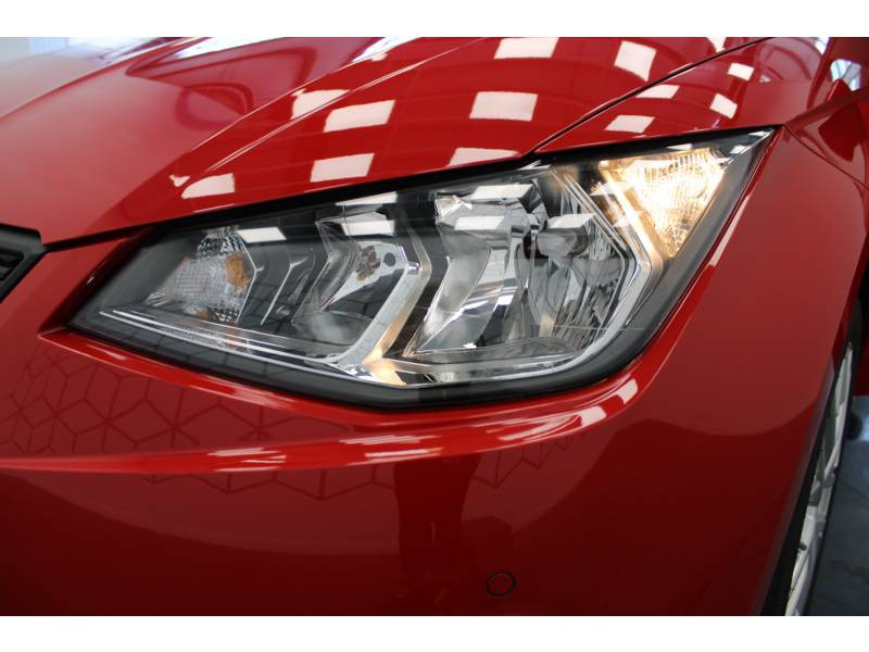 Seat Ibiza 1.6 TDI 95 ch S/S BVM5 Style Rouge occasion à LONS - photo n°18