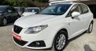 Seat Ibiza 1.6 TDI105 FAP STYLE 5P Blanc à VOREPPE 38