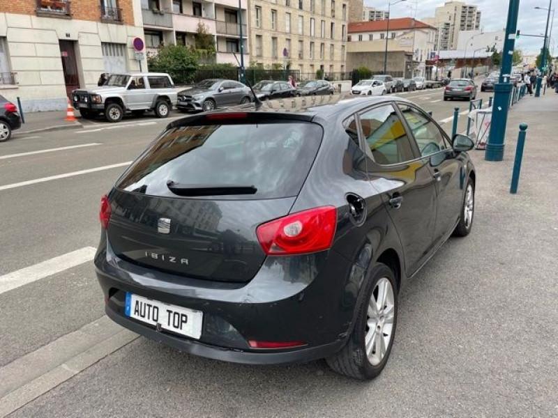 Seat Ibiza 1.9 TDI FAP SPORT 5P Gris occasion à Pantin - photo n°3