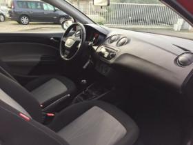 Seat Ibiza 3 portes 1.2 64 Fresh Rouge occasion à Castelmaurou - photo n°4