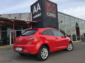Seat Ibiza 3 portes 1.2 64 Fresh Rouge occasion à Castelmaurou - photo n°2