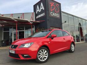 Seat Ibiza Rouge, garage BS CARS.COM à Castelmaurou