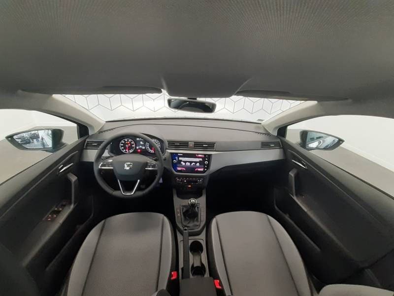 Seat Ibiza BUSINESS 1.0 EcoTSI 95 ch S/S BVM5 Style Gris occasion à LONS - photo n°8