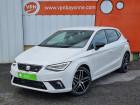 Seat Ibiza FR 1.0 TSI - 110 Start&Stop Blanc à Arcangues 64