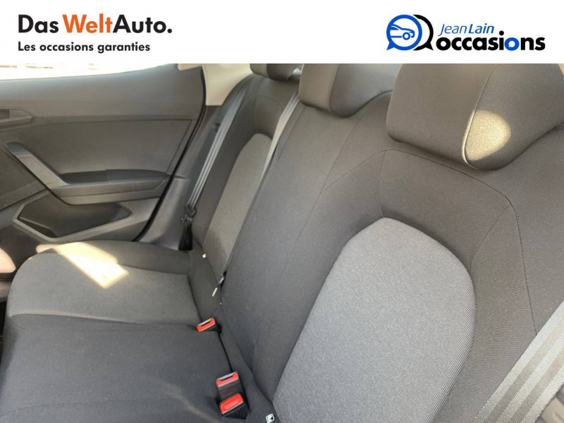 Seat Ibiza Ibiza 1.0 80 ch S/S BVM5 Reference Business 5p Blanc occasion à Seynod - photo n°17