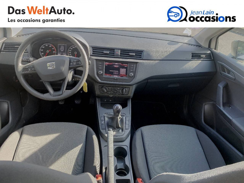 Seat Ibiza Ibiza 1.0 80 ch S/S BVM5 Reference Business 5p Blanc occasion à Seynod - photo n°18