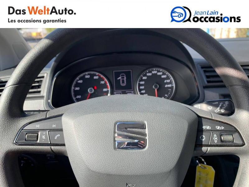 Seat Ibiza Ibiza 1.0 80 ch S/S BVM5 Reference Business 5p Blanc occasion à Seynod - photo n°12