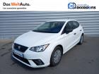 Seat Ibiza Ibiza 1.0 80 ch S/S BVM5 Reference Business 5p Blanc à La Motte-Servolex 73