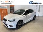Seat Ibiza Ibiza 1.0 EcoTSI 115 ch S/S BVM6 FR 5p Blanc à La Motte-Servolex 73