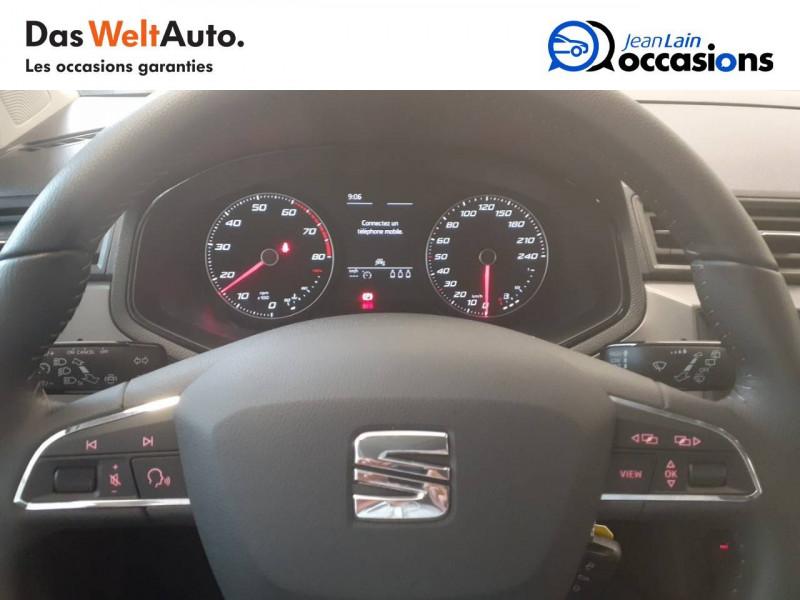Seat Ibiza Ibiza 1.0 EcoTSI 115 ch S/S BVM6 FR Sport Line 5p Blanc occasion à Voiron - photo n°12