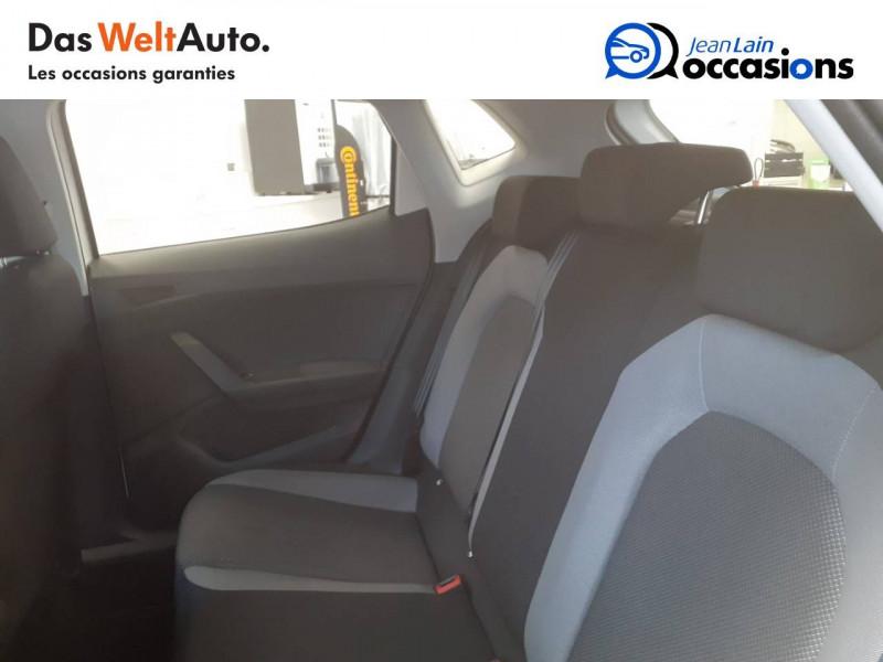 Seat Ibiza Ibiza 1.0 EcoTSI 115 ch S/S BVM6 FR Sport Line 5p Blanc occasion à Voiron - photo n°17