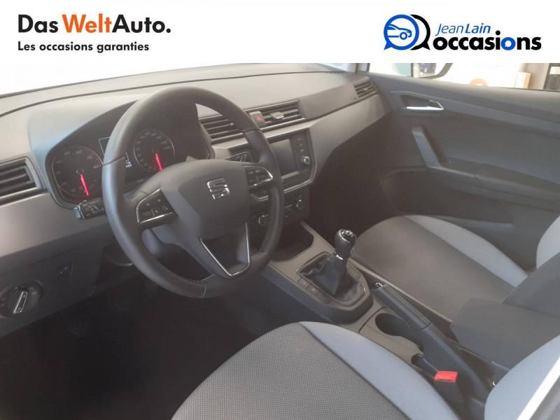 Seat Ibiza Ibiza 1.0 EcoTSI 115 ch S/S BVM6 FR Sport Line 5p Blanc occasion à Voiron - photo n°11
