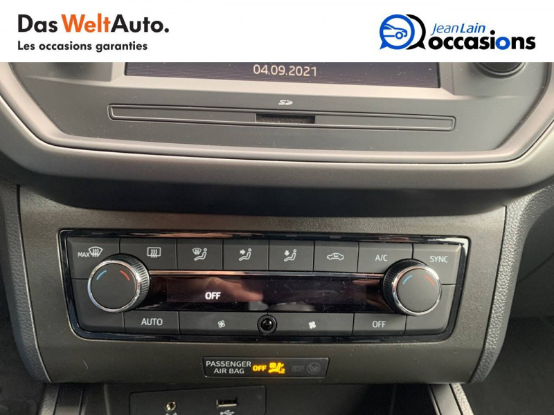 Seat Ibiza Ibiza 1.0 EcoTSI 115 ch S/S BVM6 Style 5p Rouge occasion à Sallanches - photo n°14