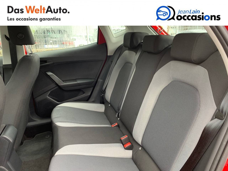Seat Ibiza Ibiza 1.0 EcoTSI 115 ch S/S BVM6 Style 5p Rouge occasion à Sallanches - photo n°17