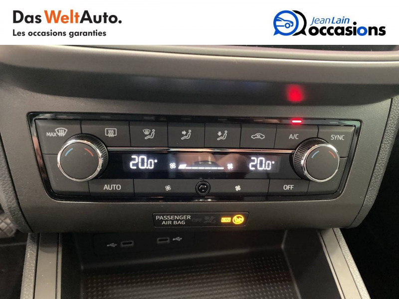 Seat Ibiza Ibiza 1.0 TSI 95 ch S/S BVM5 Style 5p Blanc occasion à Seynod - photo n°14