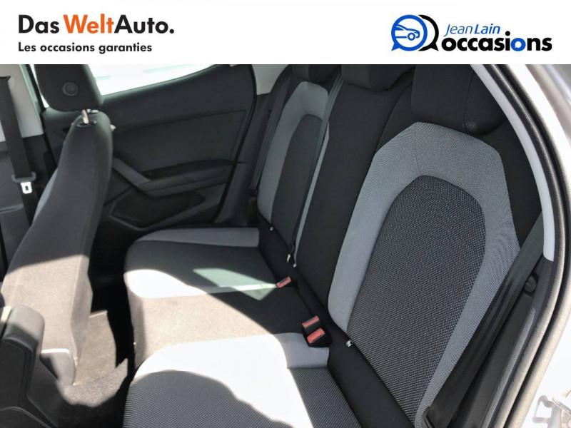 Seat Ibiza Ibiza 1.6 TDI 80 ch S/S BVM5 Style 5p Gris occasion à Annemasse - photo n°17
