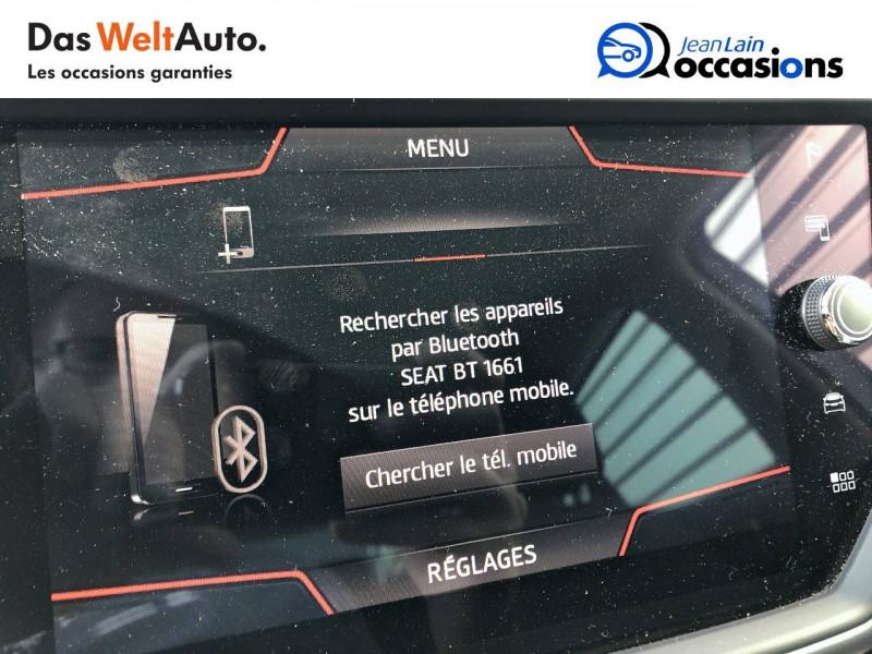 Seat Ibiza Ibiza 1.6 TDI 80 ch S/S BVM5 Style 5p Gris occasion à Annemasse - photo n°16