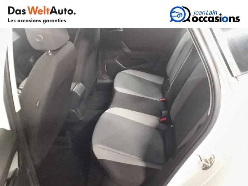 Seat Ibiza Ibiza 1.6 TDI 80 ch S/S BVM5 Urban 5p Blanc occasion à La Motte-Servolex - photo n°17