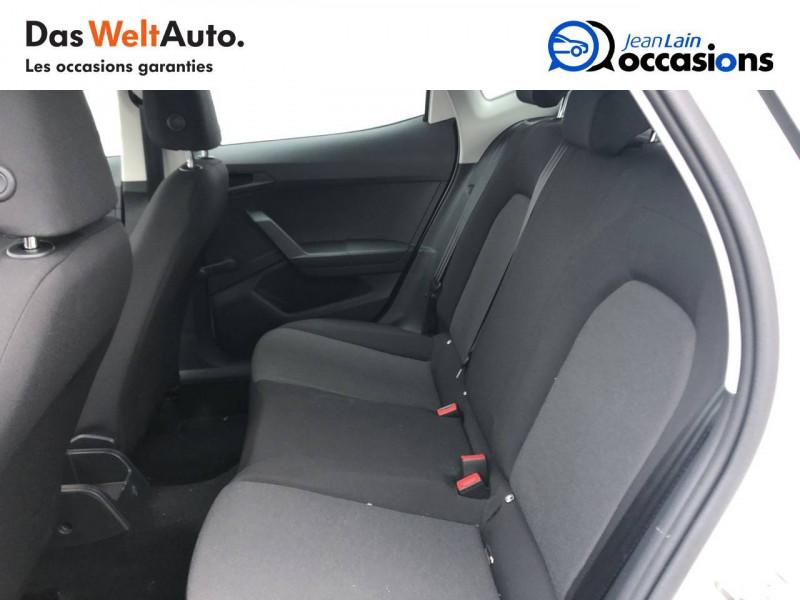 Seat Ibiza Ibiza 1.6 TDI 95 ch S/S BVM5 Reference Business 5p Blanc occasion à Seynod - photo n°17