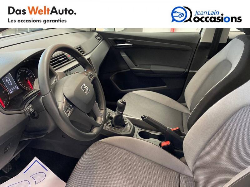 Seat Ibiza Ibiza 1.6 TDI 95 ch S/S BVM5 Style 5p Blanc occasion à Cessy - photo n°13