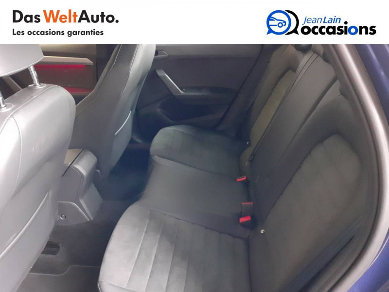 Seat Ibiza Ibiza 1.6 TDI 95 ch S/S BVM5 Xcellence 5p Bleu occasion à Annemasse - photo n°17