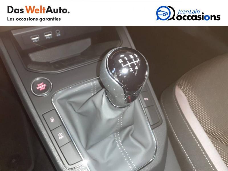 Seat Ibiza Ibiza 1.6 TDI 95 ch S/S BVM5 Xcellence 5p Bleu occasion à Voiron - photo n°13