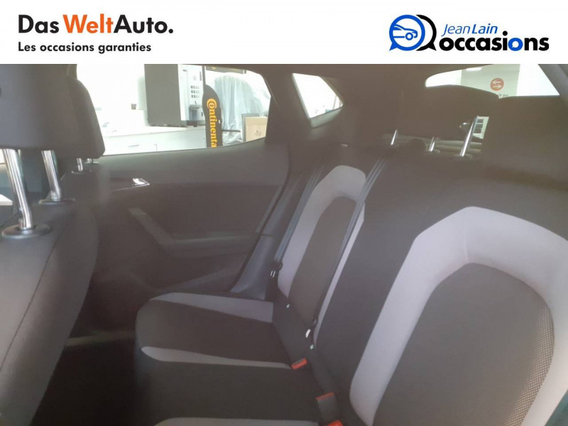 Seat Ibiza Ibiza 1.6 TDI 95 ch S/S BVM5 Xcellence 5p Bleu occasion à Voiron - photo n°17