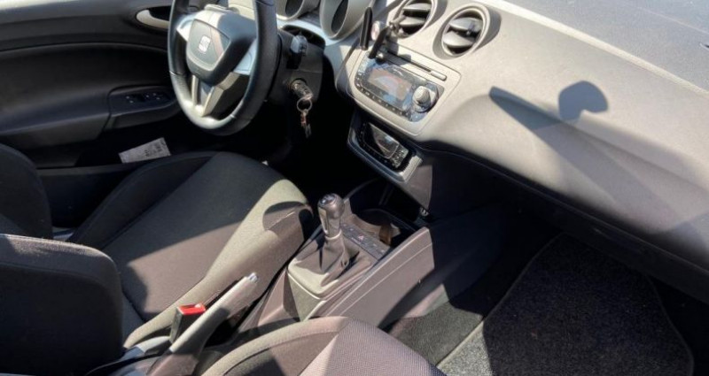 Seat Ibiza SC 1.6 TDI 90 FAP Reference  occasion à Bouxières Sous Froidmond - photo n°6