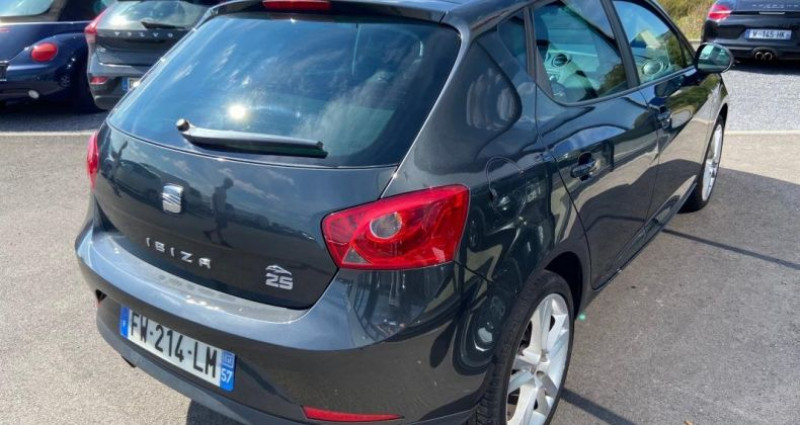 Seat Ibiza SC 1.6 TDI 90 FAP Reference  occasion à Bouxières Sous Froidmond - photo n°5