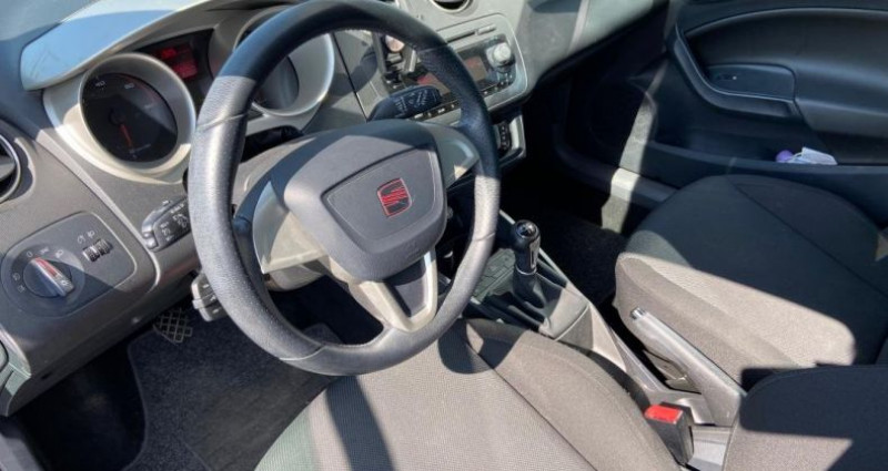 Seat Ibiza SC 1.6 TDI 90 FAP Reference  occasion à Bouxières Sous Froidmond - photo n°4