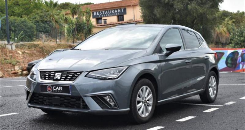 Seat Ibiza V 1.0 TSI 115cv GARANTIE Gris occasion à ANTIBES