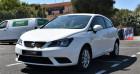 Seat Ibiza V 75cv GARANTIE Blanc à ANTIBES 06