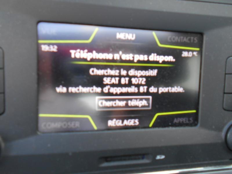 Seat Leon ST 1.4 TSI 125ch Start&Stop Blanc occasion à Toulouse - photo n°8