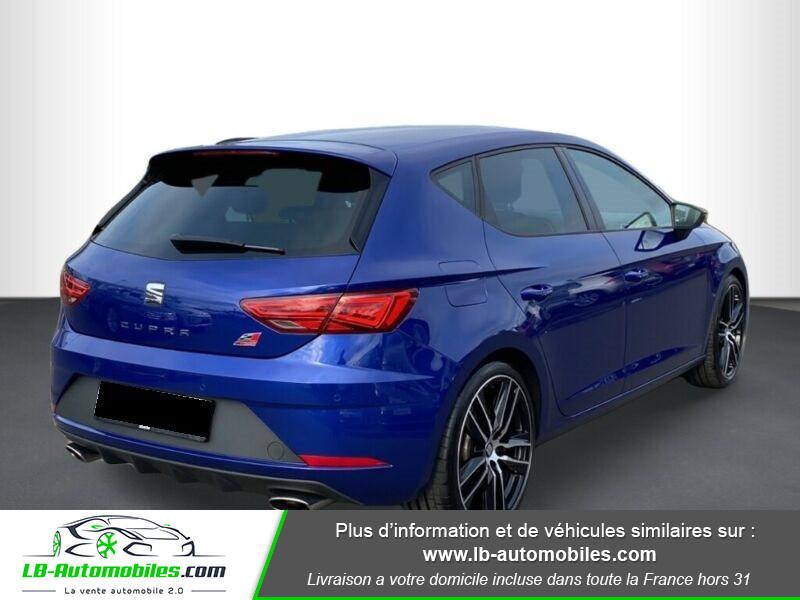 Seat Leon ST 2.0 TSI 300 / Cupra Bleu occasion à Beaupuy - photo n°3