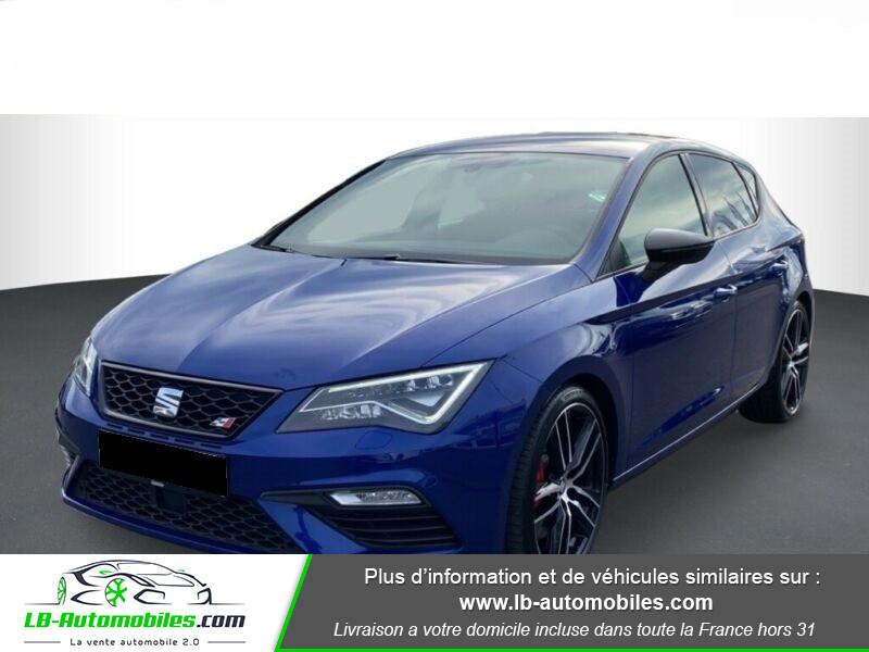 Seat Leon ST 2.0 TSI 300 / Cupra Bleu occasion à Beaupuy