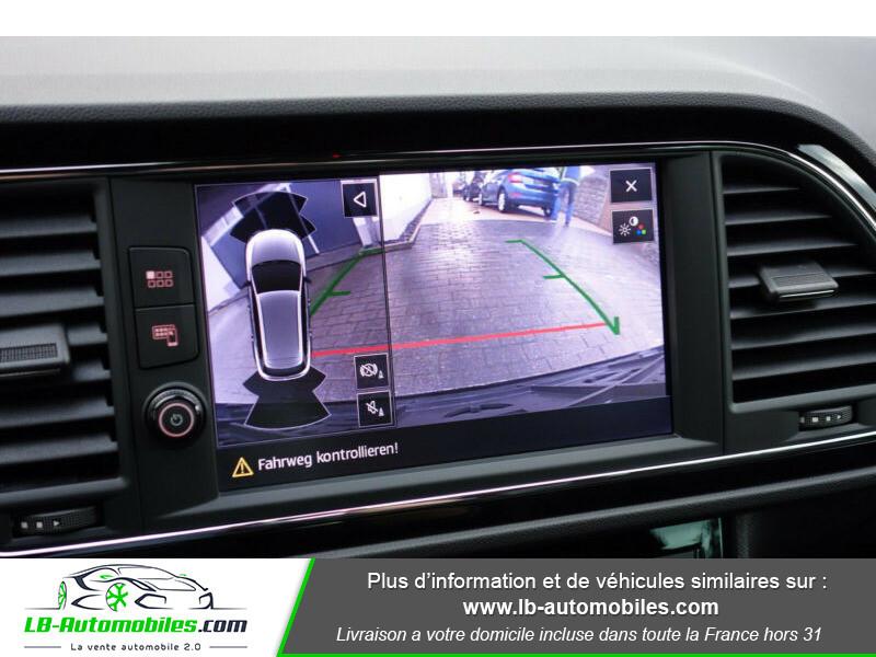 Seat Leon ST 2.0 TSI 300 / Cupra Blanc occasion à Beaupuy - photo n°10