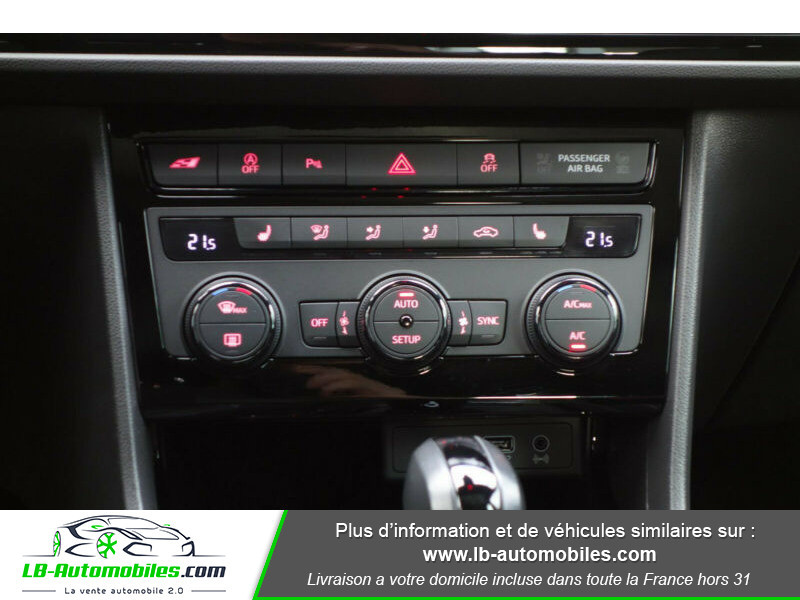 Seat Leon ST 2.0 TSI 300 / Cupra Blanc occasion à Beaupuy - photo n°11