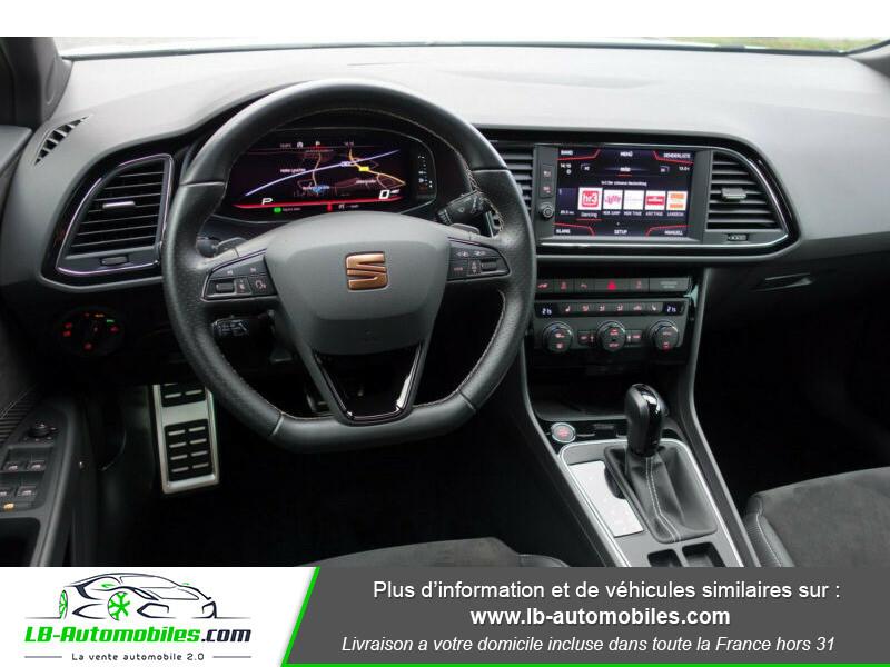 Seat Leon ST 2.0 TSI 300 / Cupra Blanc occasion à Beaupuy - photo n°2