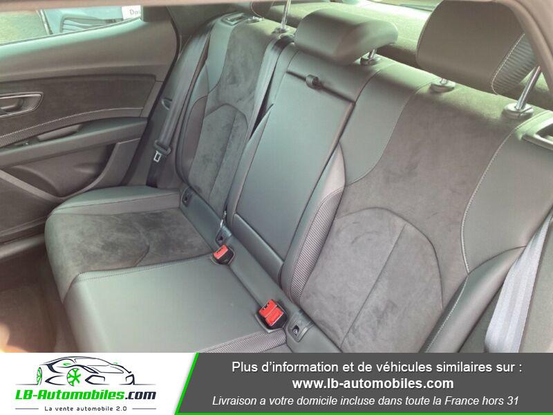 Seat Leon ST 2.0 TSI 300 / Cupra Bleu occasion à Beaupuy - photo n°9