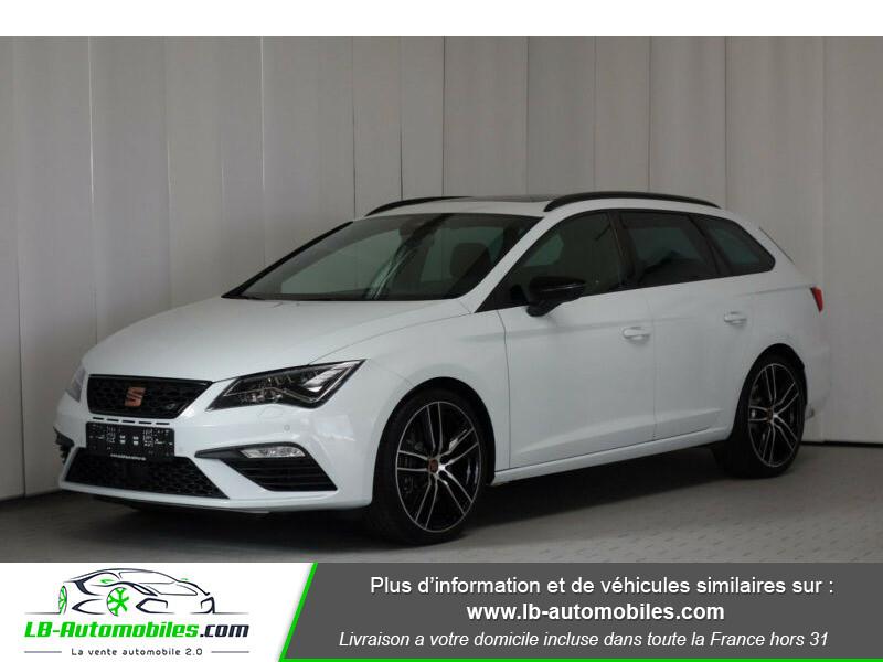 Seat Leon ST 2.0 TSI 300 / Cupra Blanc occasion à Beaupuy