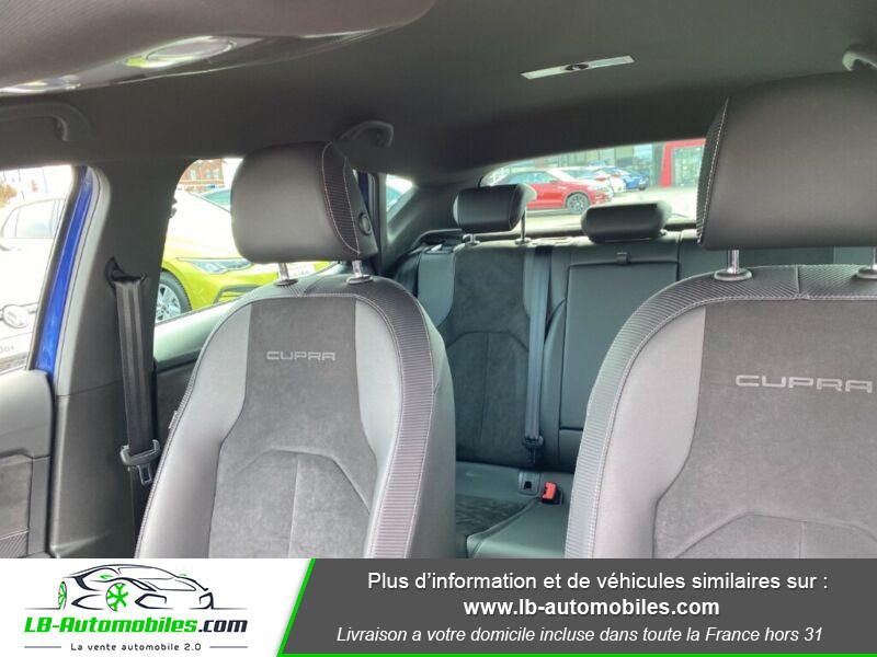 Seat Leon ST 2.0 TSI 300 / Cupra Bleu occasion à Beaupuy - photo n°6