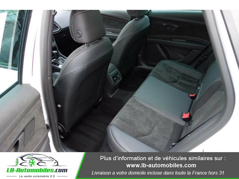 Seat Leon ST 2.0 TSI 300 / Cupra Blanc occasion à Beaupuy - photo n°15