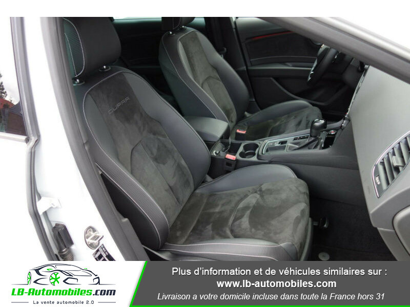 Seat Leon ST 2.0 TSI 300 / Cupra Blanc occasion à Beaupuy - photo n°13