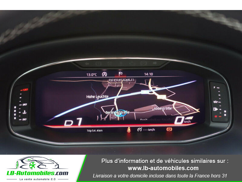Seat Leon ST 2.0 TSI 300 / Cupra Blanc occasion à Beaupuy - photo n°9