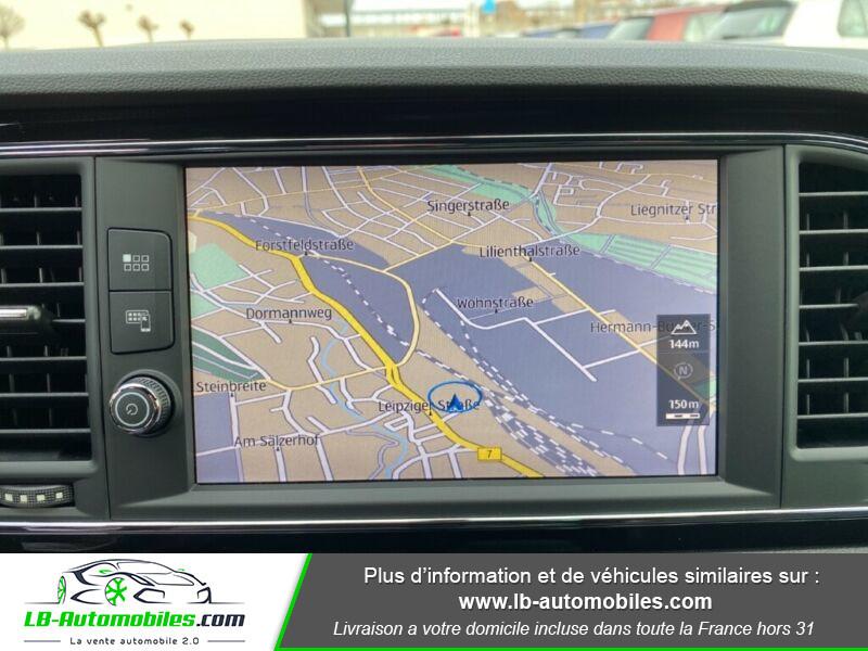Seat Leon ST 2.0 TSI 300 / Cupra Bleu occasion à Beaupuy - photo n°8